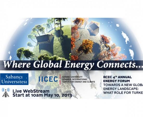 4. Uluslararası Enerji Forumu 2013 - Ses ve Metin Deşifresi