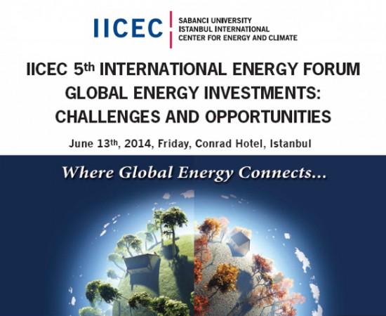 5. Uluslararası Enerji Forumu - 2014 - Canlı Ses Metin Deşifresi